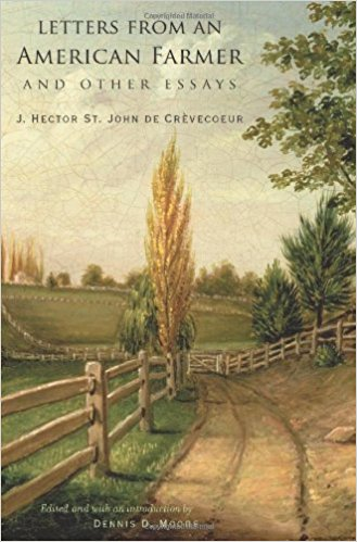 Letters from an American Farmer and Other Essays | The English
