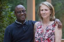 Barry Jenkins and Elizabeth Stuckey-French