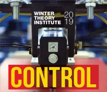 Winter Theory Institute