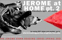 Jerome Stern Reading Series