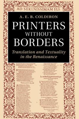 Printers Without Borders cover
