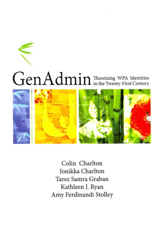 GenAdmin book cover