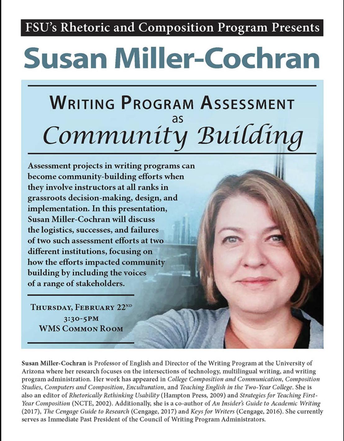 Susan Miller-Cochran