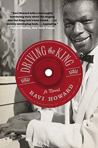 Driving the King book cover image